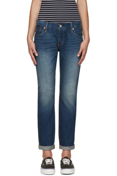 Levi's - Blue 501CT Jeans