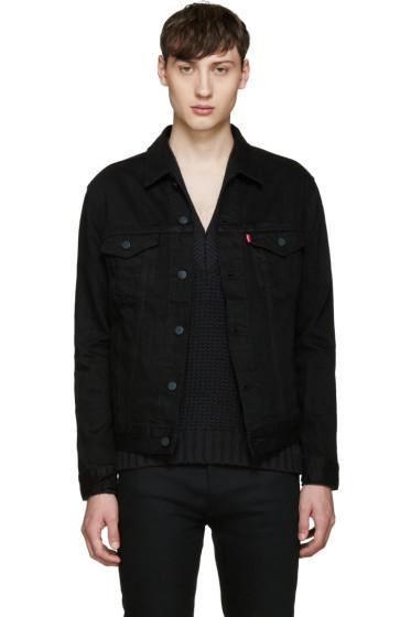Levi's - Black Denim Jacket