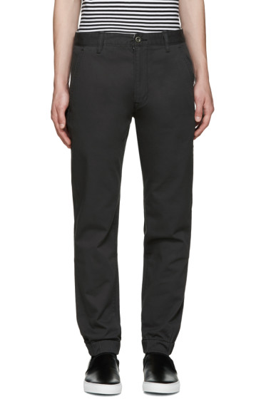 Levi's - Grey Chino Jogger Trousers