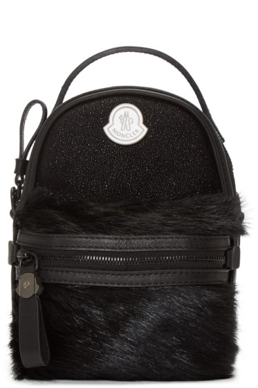 Moncler - Black Georgine Backpack