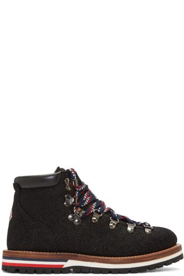 Moncler - Black Blanche Boots