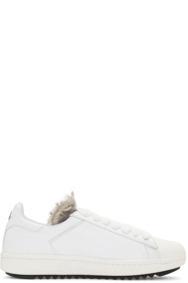 Moncler - White Angeline Sneakers
