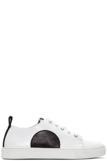 McQ Alexander Mcqueen - White Chris Sneakers