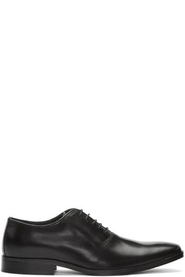 Tiger of Sweden - Black David 01 Oxfords