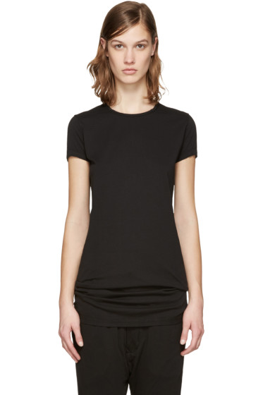 Rick Owens Drkshdw - Black Level Classic T-Shirt