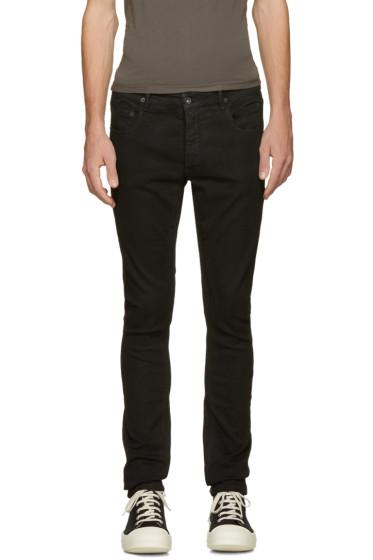 Rick Owens Drkshdw - Black Detroit Jeans