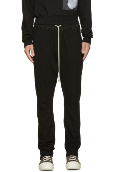 Rick Owens Drkshdw - Black Berlin Lounge Pants