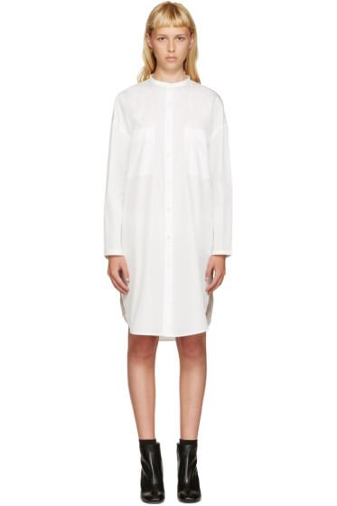 Acne Studios - White Poplin Esloane Dress