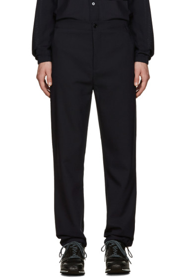 Acne Studios - Navy Pace Trousers