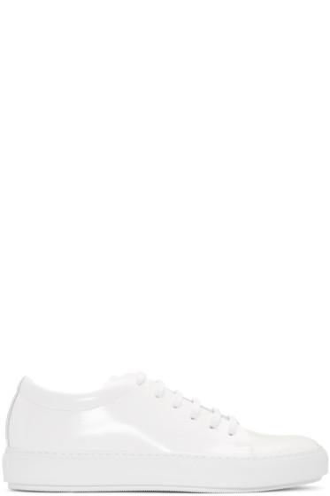 Acne Studios - White Adrian Sneakers