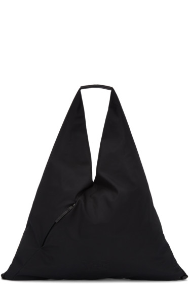 Y-3 - Black Textile Shoulder Bag