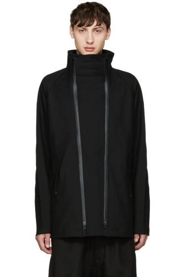 Y-3 - Black Canvas Jacket