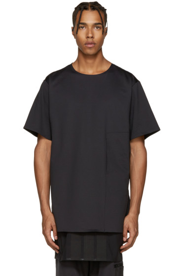 Y-3 - Black Lux FT Pure T-Shirt