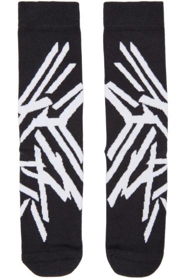Y-3 - Black Tape Socks