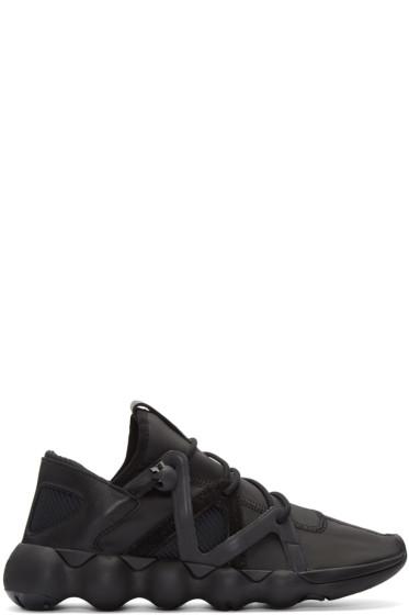 Y-3 - Black Kyujo Sneakers