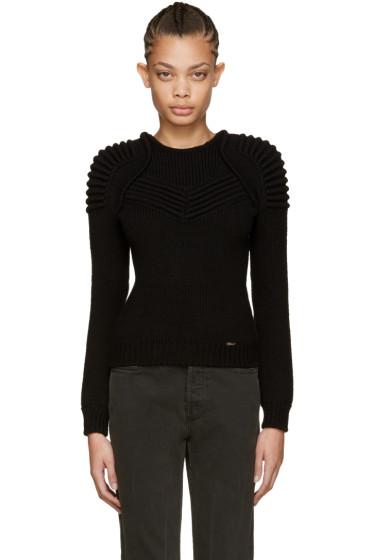 Dsquared2 - Black Samurai Sweater