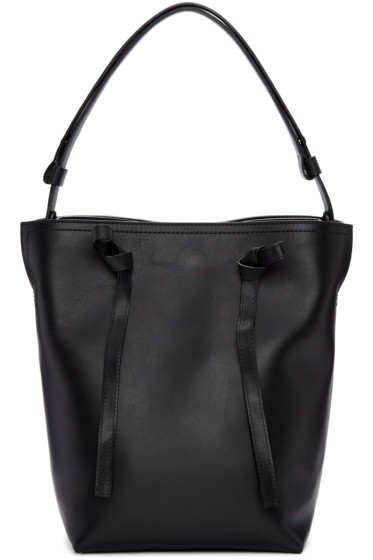 Maison Margiela - Black Knot Bucket Bag