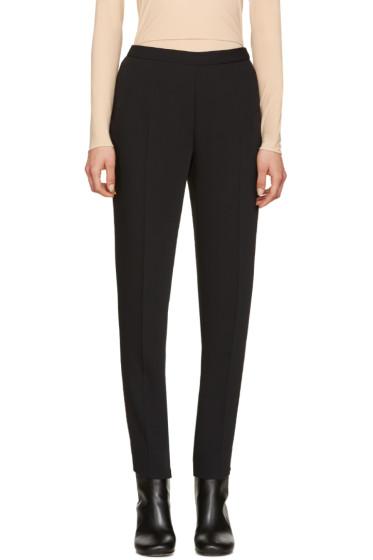 Maison Margiela - Black Slim-Fit Trousers