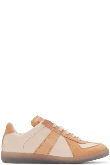 Maison Margiela - Tan Replica Sneakers