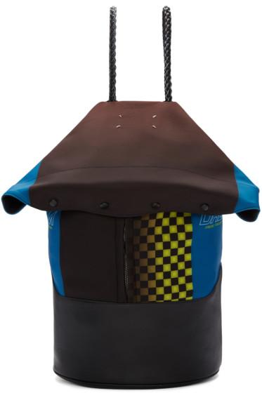 Maison Margiela - Multicolor Foldover Backpack