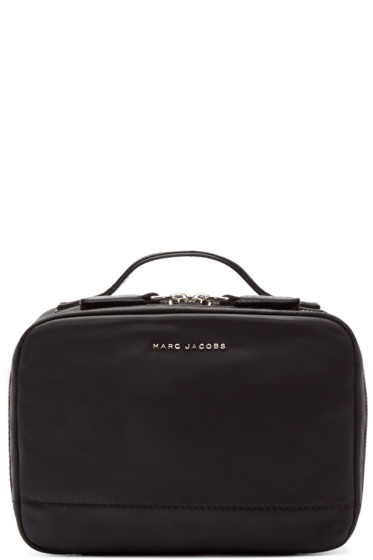 Marc Jacobs - Black Extra-Large Mallorca Cosmetic Case