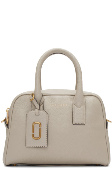 Marc Jacobs - Taupe Gotham Small Bauletto Bag