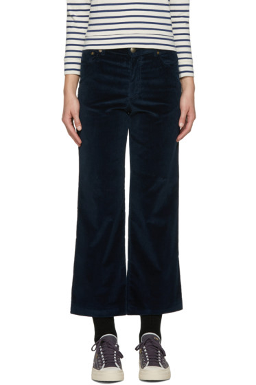 A.P.C. - Blue Sailor Trousers