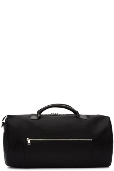 A.P.C. - Black Calvi Duffle Bag