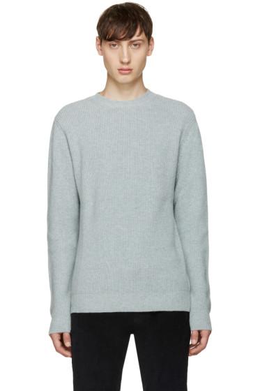 A.P.C. - Grey Stefan Sweater