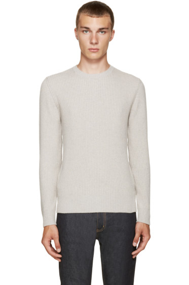 A.P.C. - Grey Socks Sweater