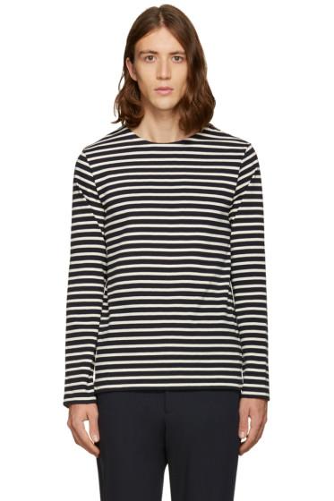 A.P.C. - Navy Travis T-Shirt