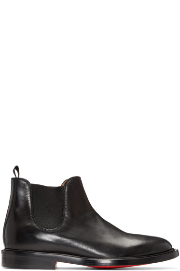 Paul Smith - Black Drummond Chelsea Boots