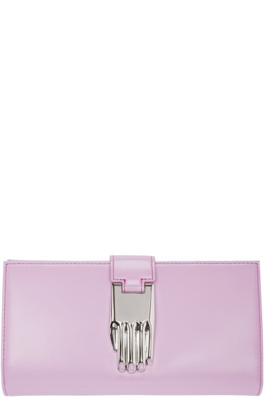 Opening Ceremony - Pink Leather Misha Wallet