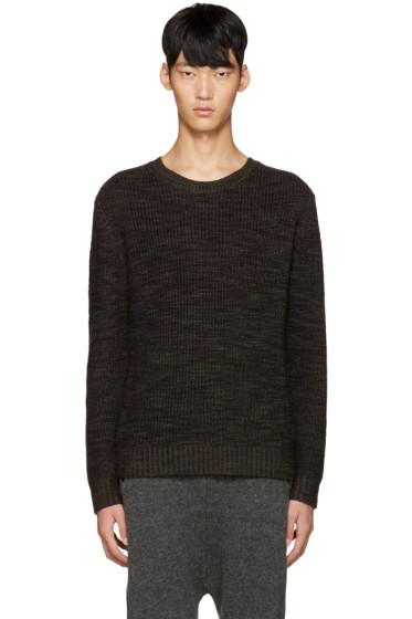 3.1 Phillip Lim - Navy Wool Sweater