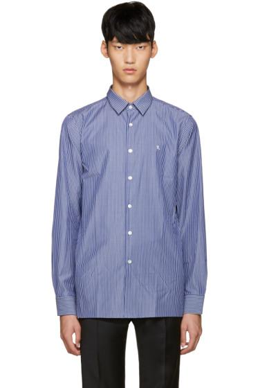 Raf Simons - Navy Classic 'R' Shirt