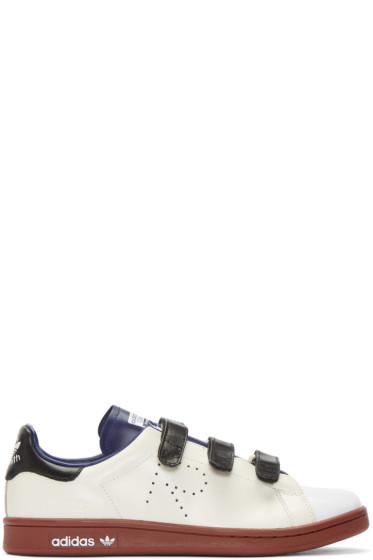 Raf Simons - Cream adidas Edition Stan Smith Comfort Sneakers