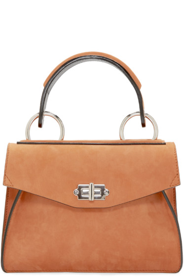 Proenza Schouler - Brown Small Hava Bag
