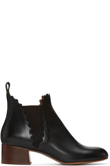 Chloé - Black Lauren Boots