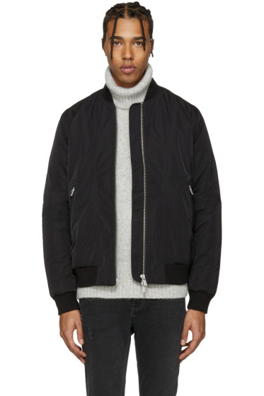 BLK DNM - Black 85 Bomber Jacket