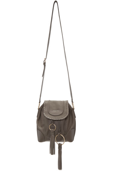 See by Chloé - Taupe Tassel Bag