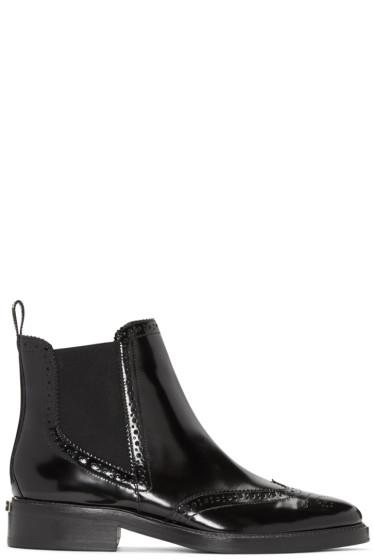 Burberry - Black Bactonul Chelsea Boots