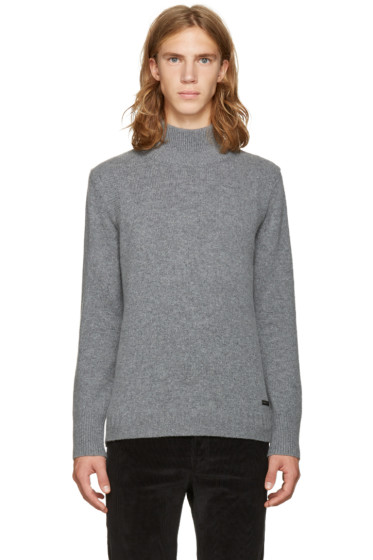 Burberry - Grey Shenley Sweater