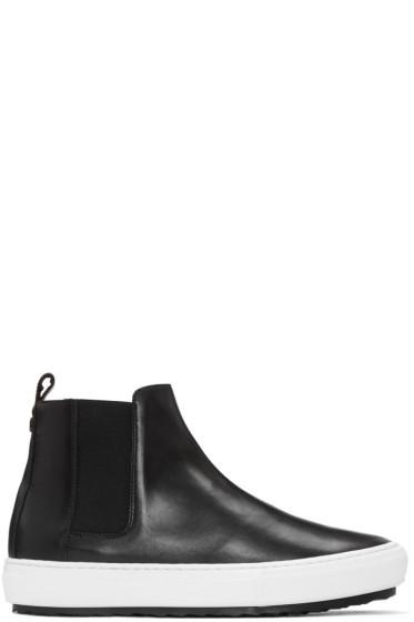 Pierre Hardy - Black Rider Hybrid Boots