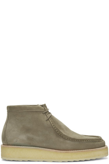 Pierre Hardy - Beige Brit Pop Desert Boots