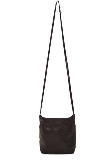 Ann Demeulemeester - Black Small Luvas Bag