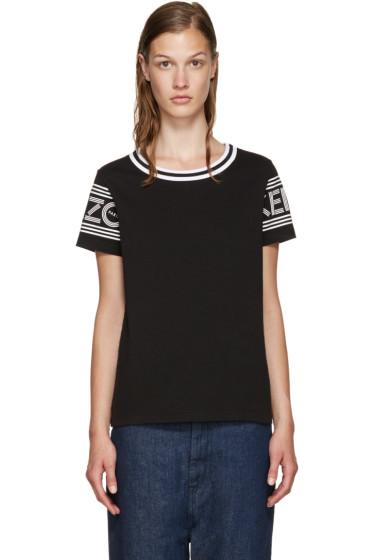 Kenzo - Black Logo T-Shirt