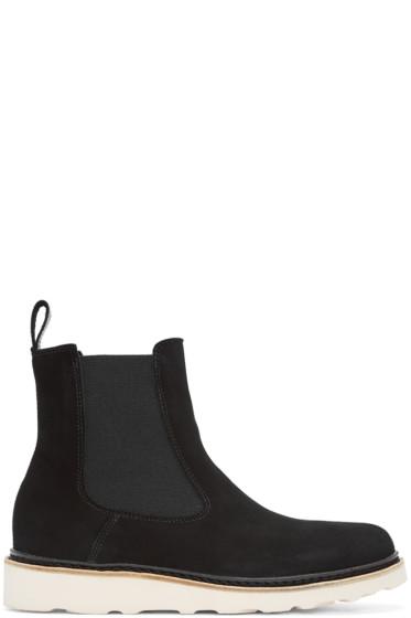 Diemme - Black Suede Verona Boots