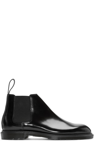 Dr. Martens - Black Wilde Chelsea Boots