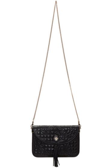 Versace - Black Small Vanitas Bag