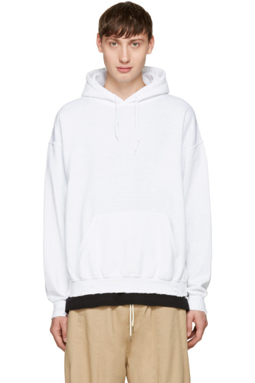 Sasquatchfabrix - White Do Not Kill Korosuna Hoodie